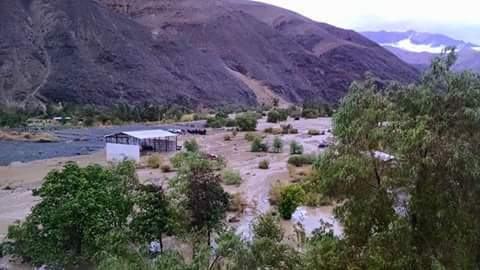 Conozca la situación de Alto del Carmen y los nombres de personas albergadas en la zona