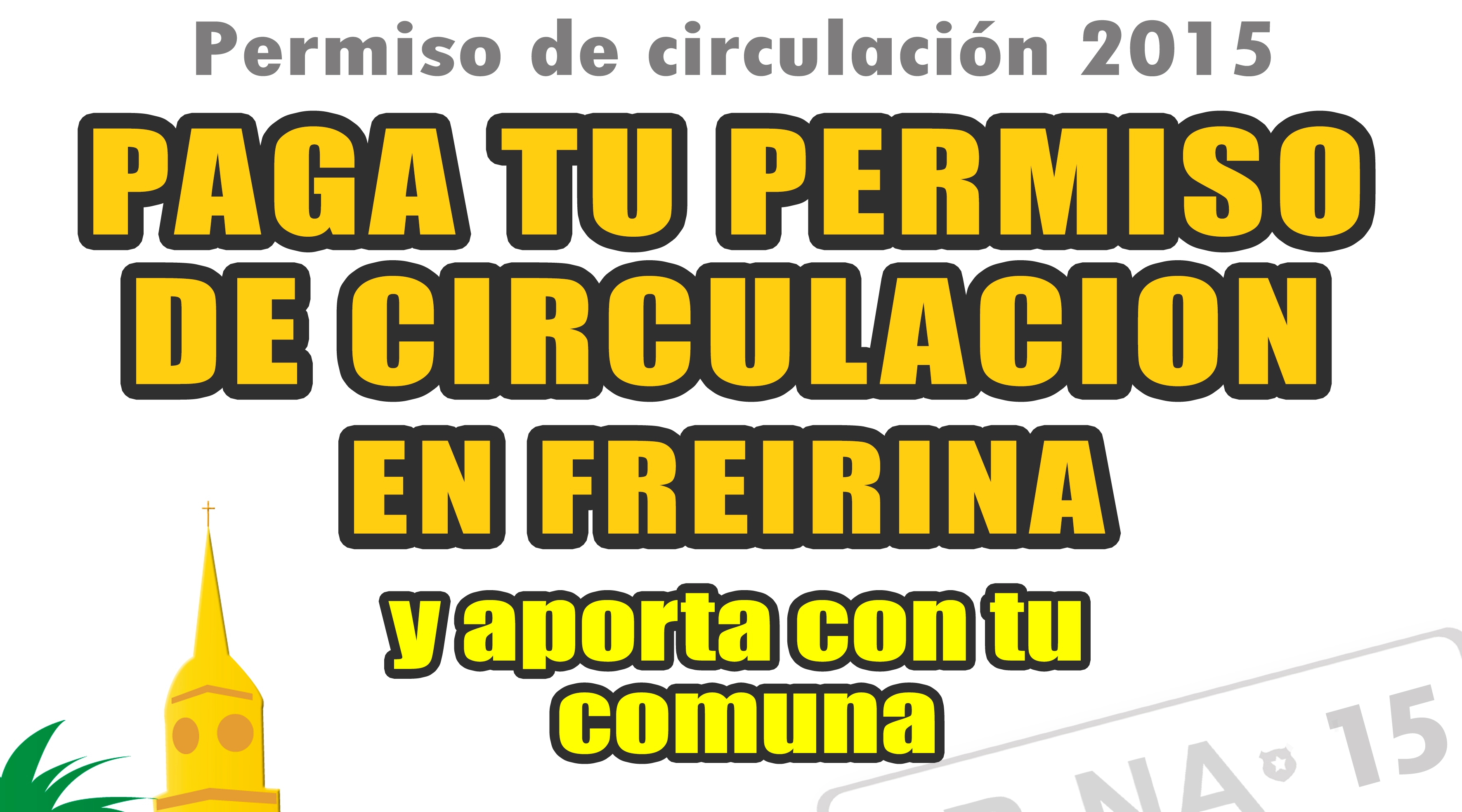 Freirina invita a pagar permiso de circulación en la comuna