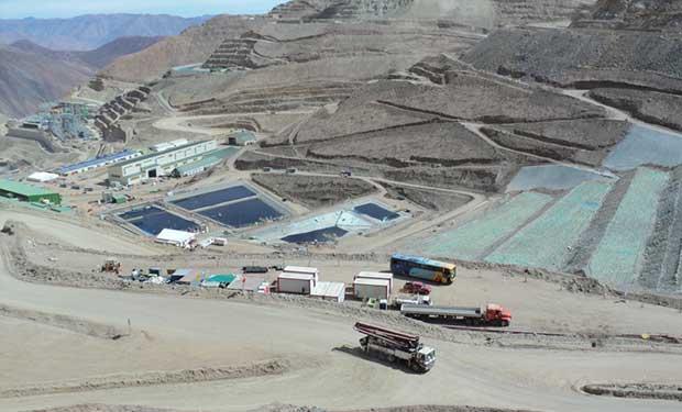 Superintendencia el Medio Ambiente sanciona a proyecto minero Caserones con multa de $7.620 millones