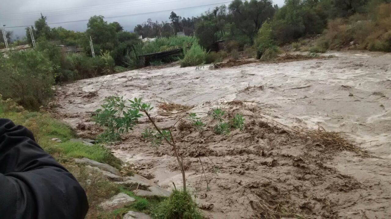 Más de 5 mil personas afectadas con fenómeno climático en el valle del Huasco
