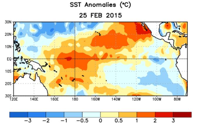 """Pronostican año """"más húmedo de lo normal"""" en la cuenca del Huasco"""
