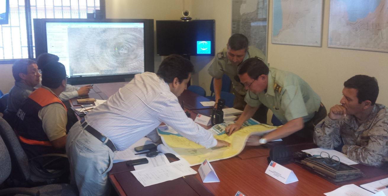 Gobierno decide constituir Comité de Emergencia en comuna de Alto del Carmen