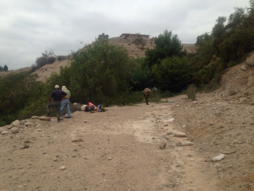 Encuentran cadáver en canal Buena Esperanza de Vallenar