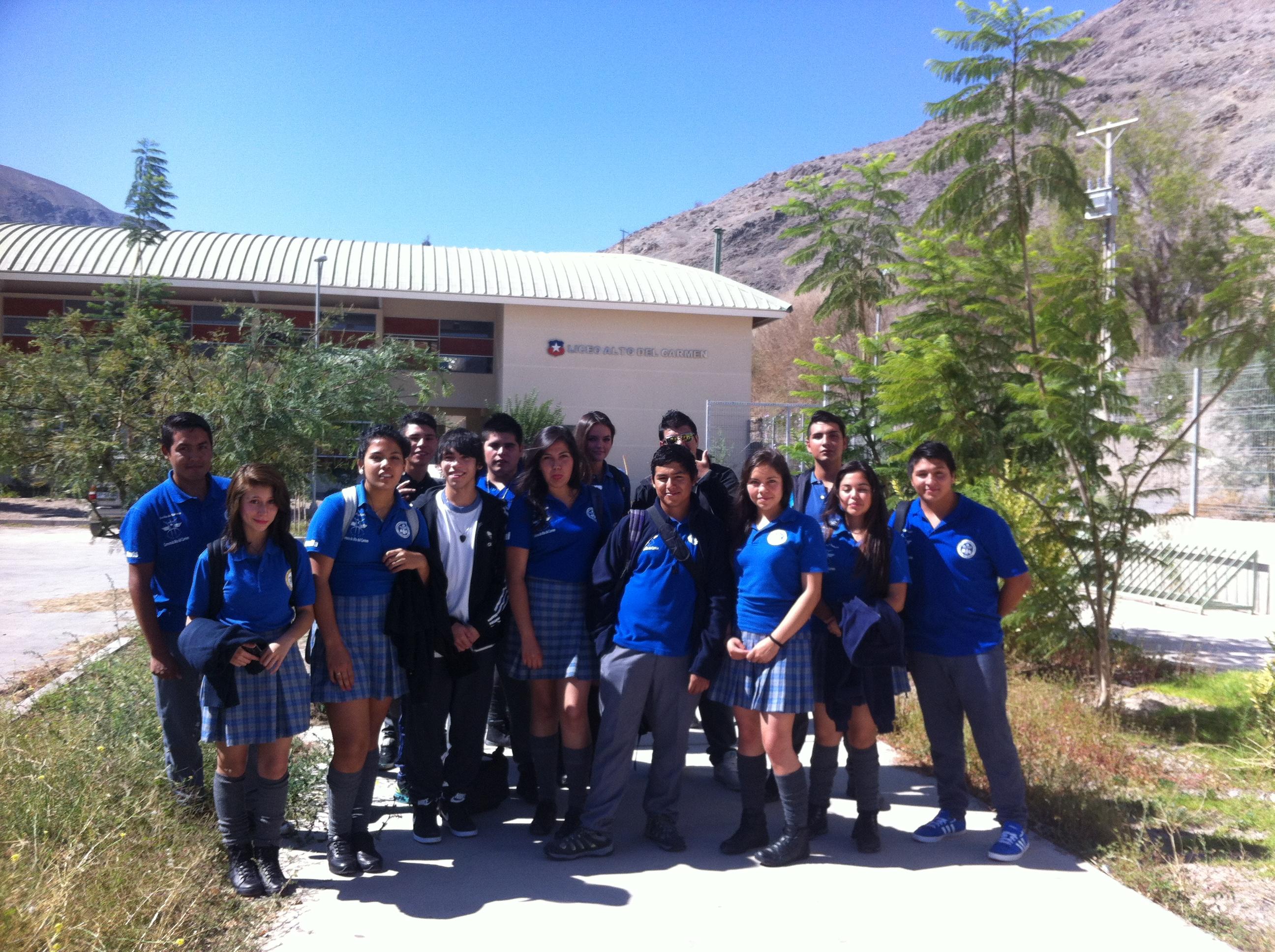 Liceo de Alto del Carmen comienza año con desafíos