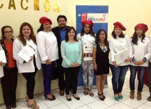 PRODEMU invita a las mujeres de Atacama a inscribirse en programa de capacitación para el empleo