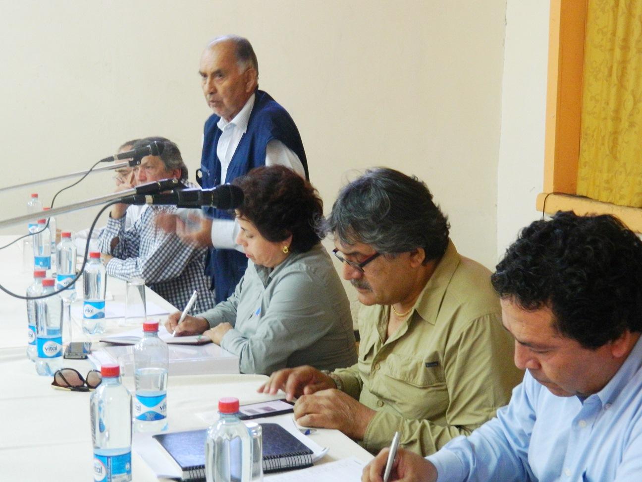 Ministra de Minería visitó Copiapó y anunció ayuda a la pequeña minería