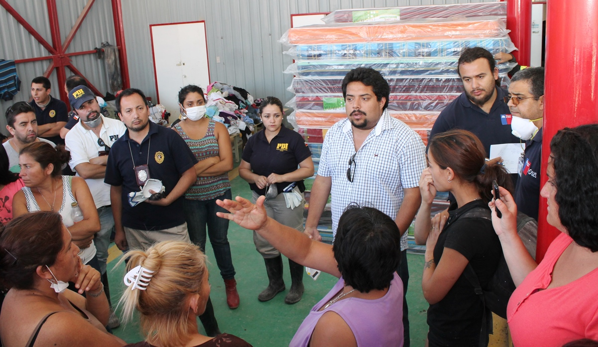 Este lunes se inicia fase de contención para preparar vuelta a clases en Alto del Carmen