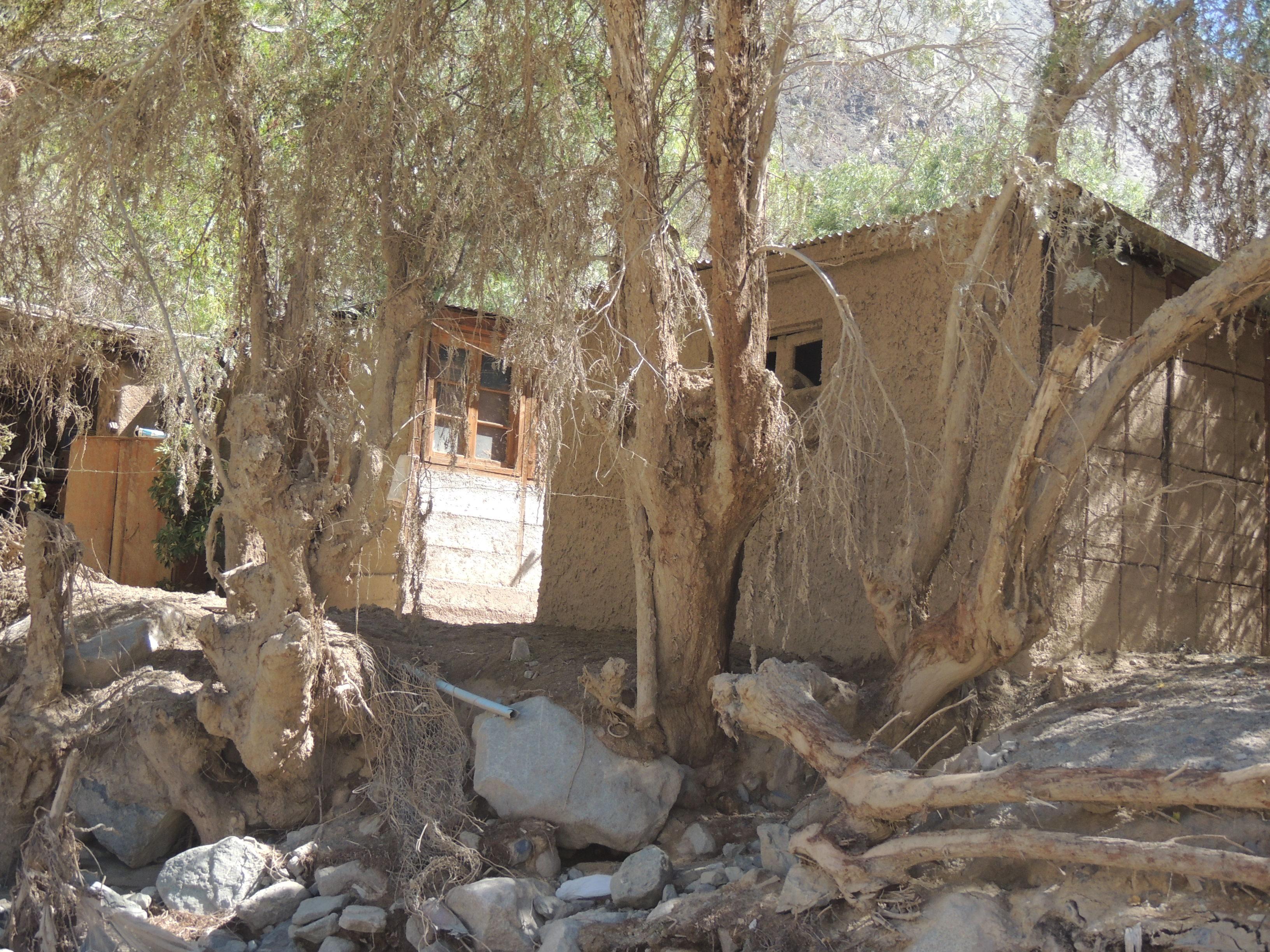 Apareció: Vecino dado como desaparecido en Alto del Carmen estaba rescatando parientes