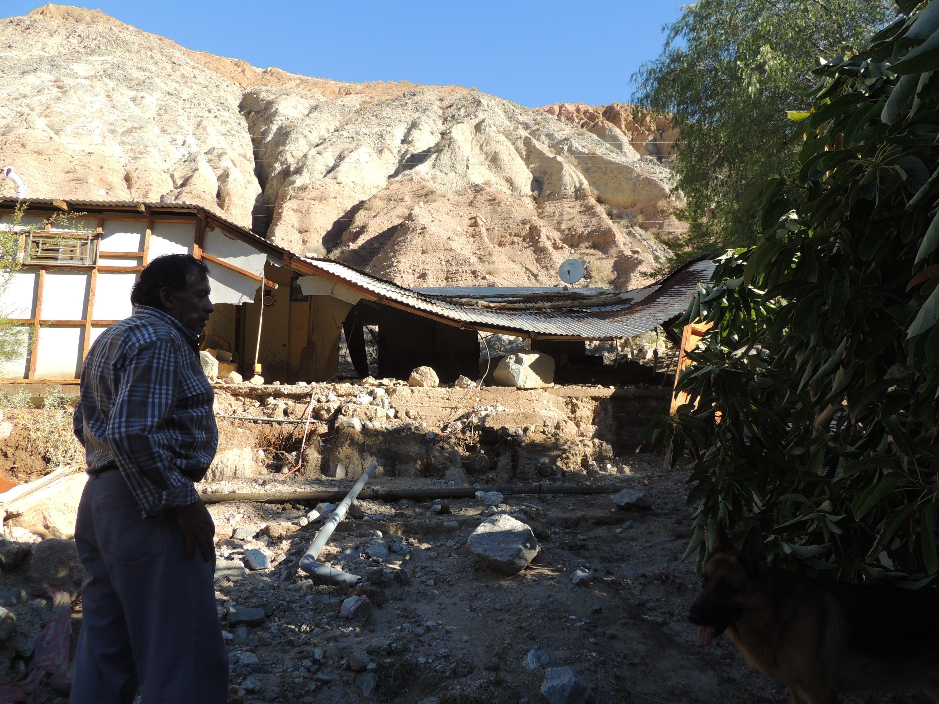 """Intendente de Atacama pide """"paciencia"""" por demora en obras tras aluviones"""