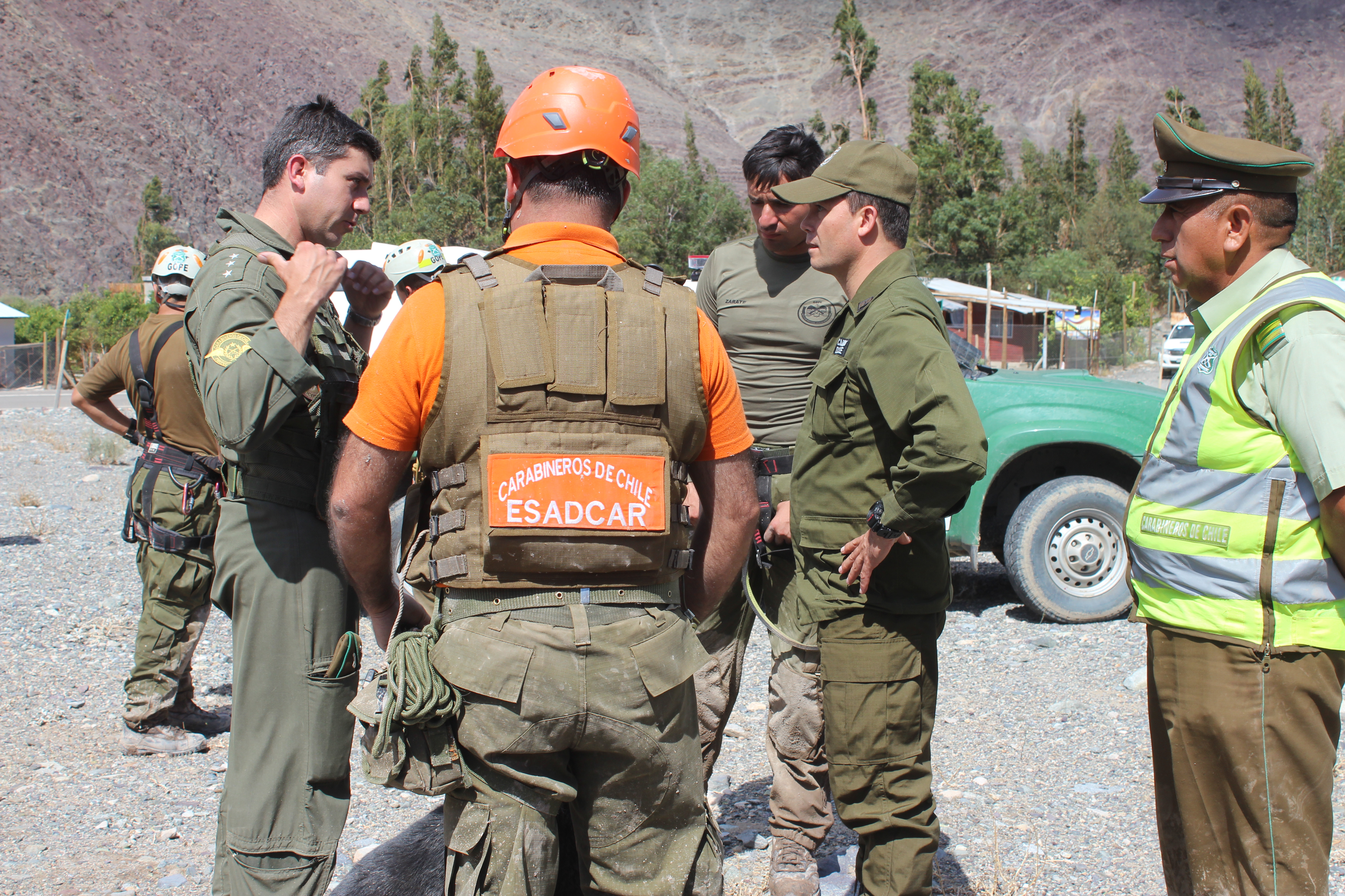 Destacan labor de Carabineros en la provincia del Huasco
