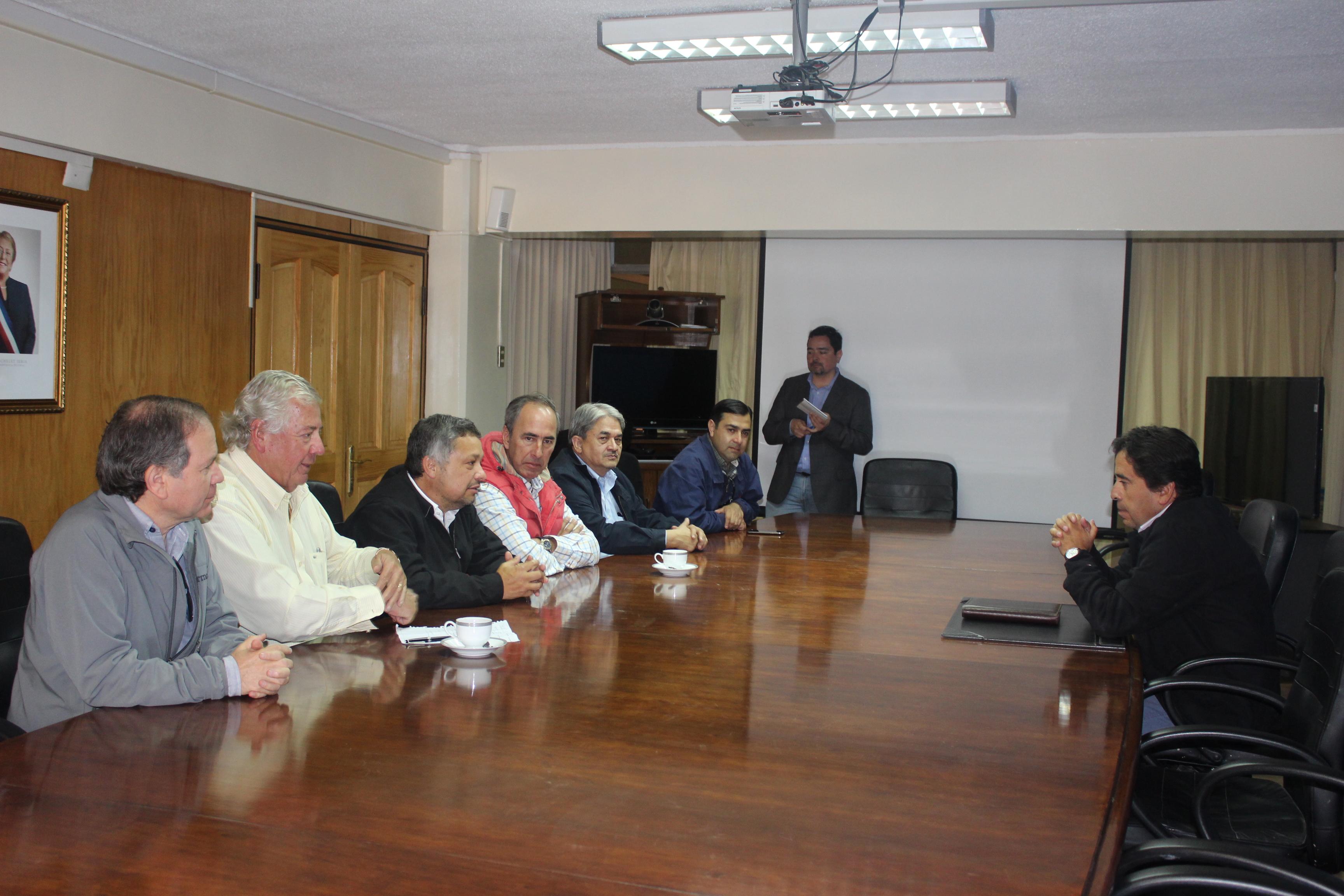 Presidentes de SOFOFA, CNC y CORPROA disponen apoyo a autoridades para reconstrucción y levantamiento de Atacama
