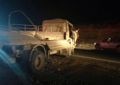Tres fallecidos dejó como consecuencia grave accidente carretero al norte de Caldera