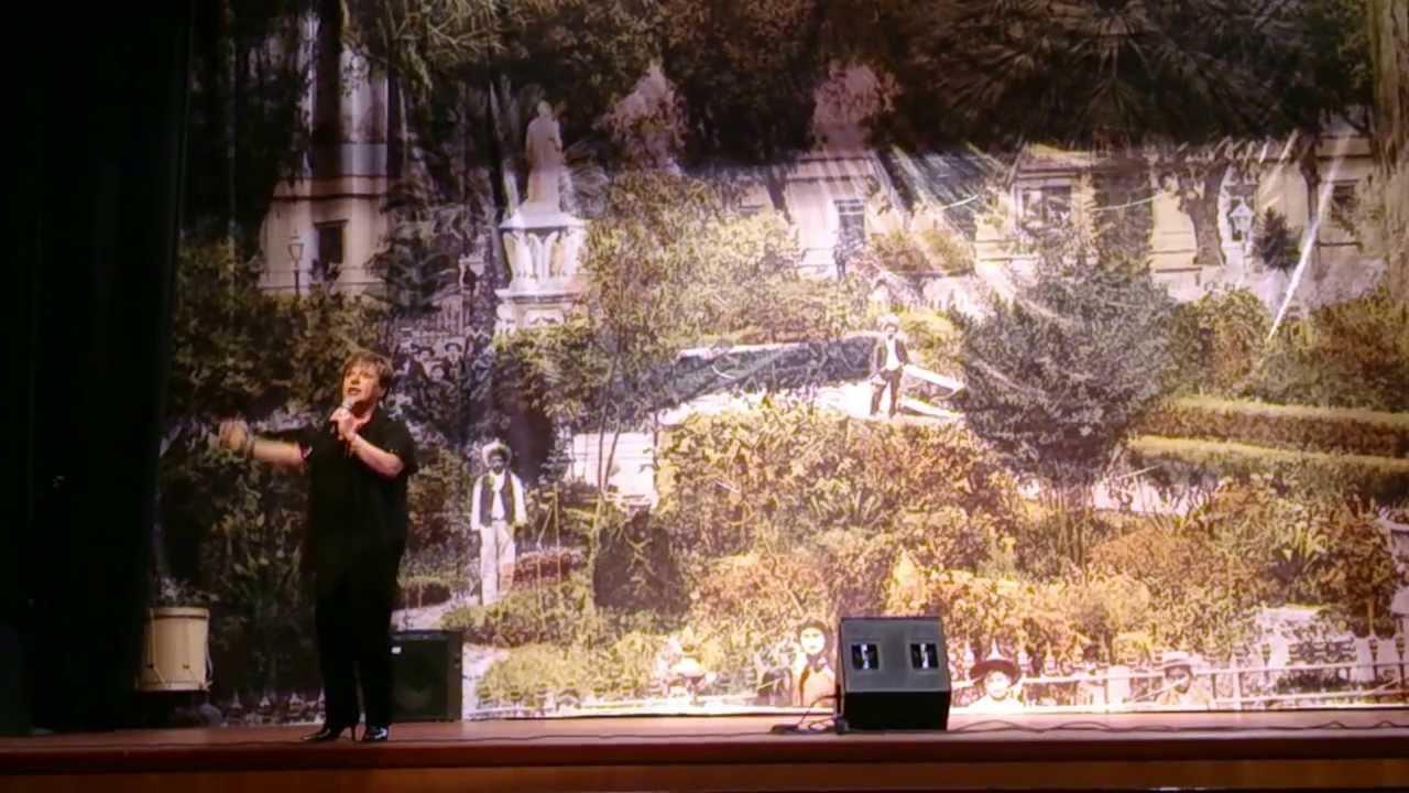 Giannina Ferri abre academia de canto municipal y particular  en Vallenar