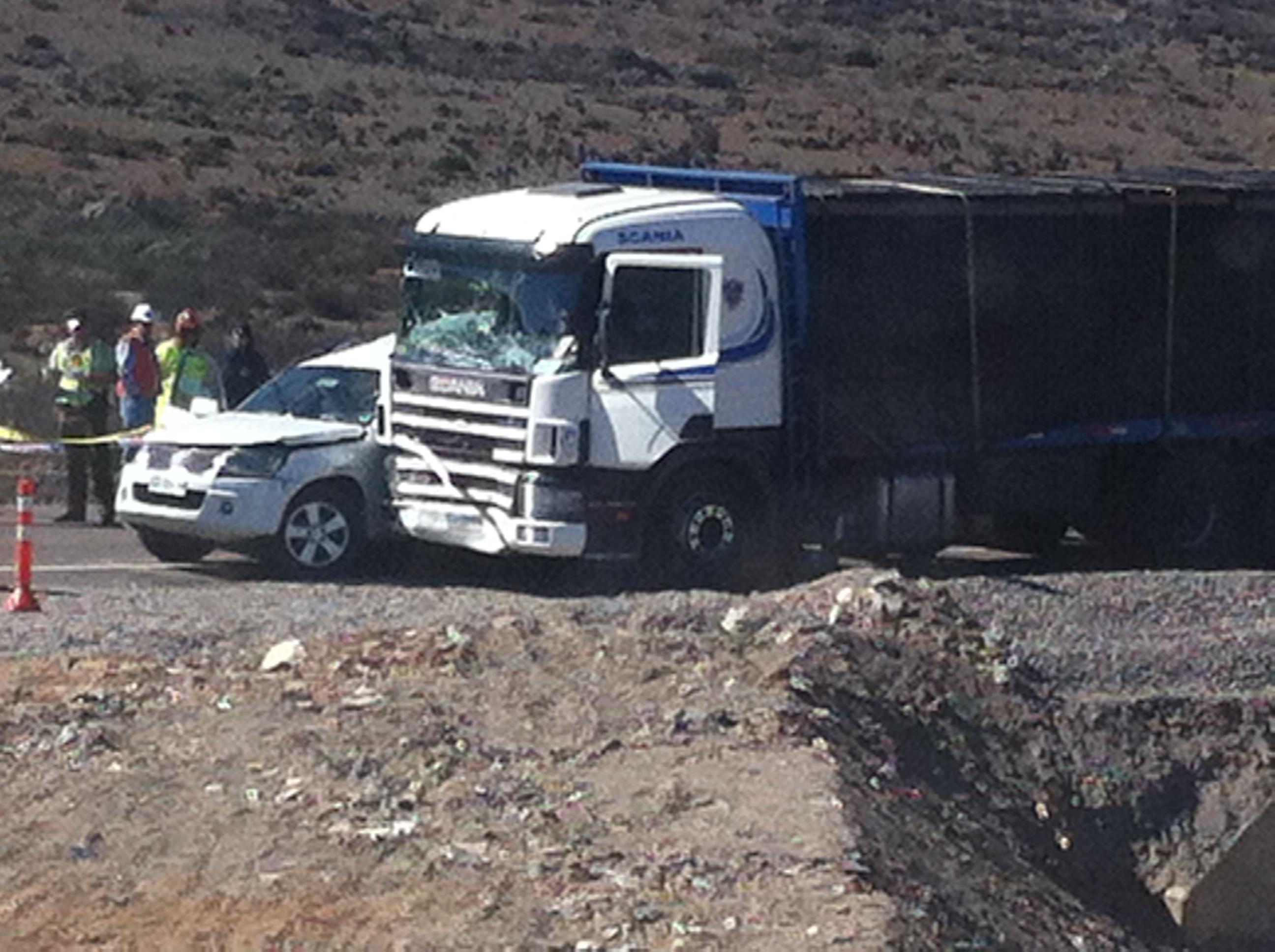 Fallecen dos funcionarias del Serviu que viajaban a Alto del Carmen para catastro de viviendas