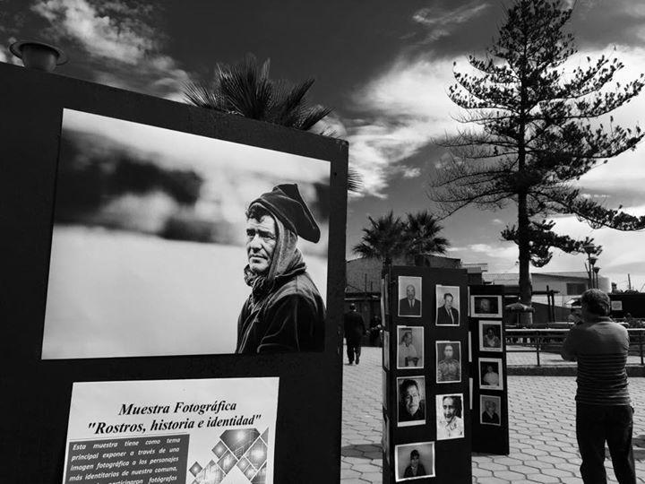 """En Huasco se realiza muestra fotográfica """"Rostros, historia e identidad"""" en su mes de aniversario"""