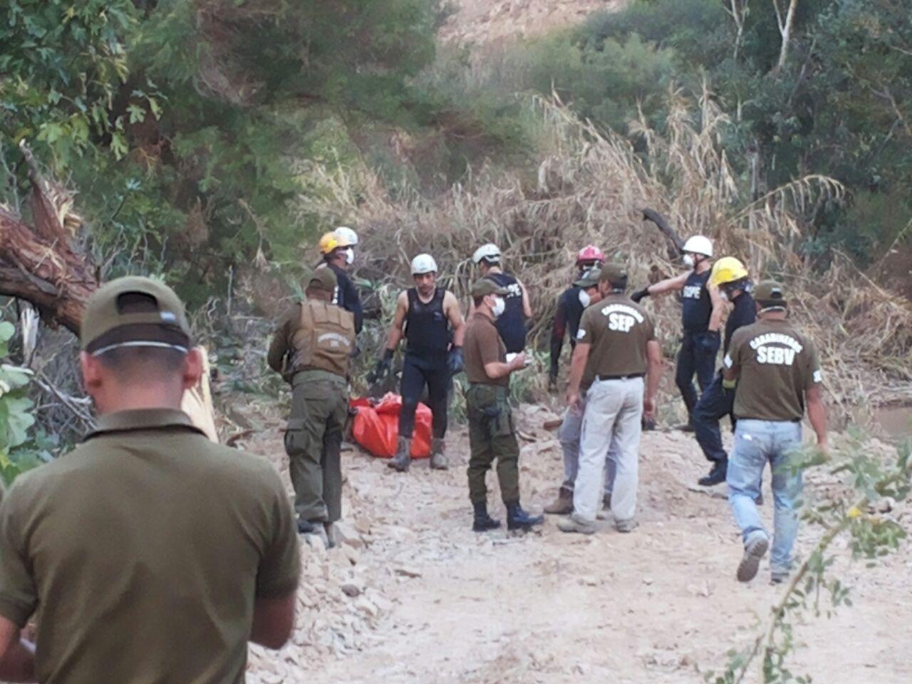 Identifican segundo cuerpo encontrado en La Mesilla:  Francisco Larraín Ariztía