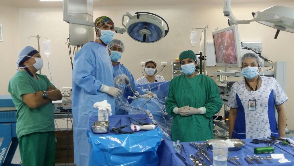 Especialista de Hospital Provincial del Huasco realiza exitosa cirugía de cáncer de riñón