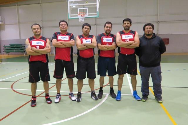 El básquetbol senior ya tiene ganadores en Vallenar