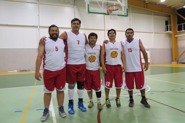 Campeonato Básquetbol Senior (2)