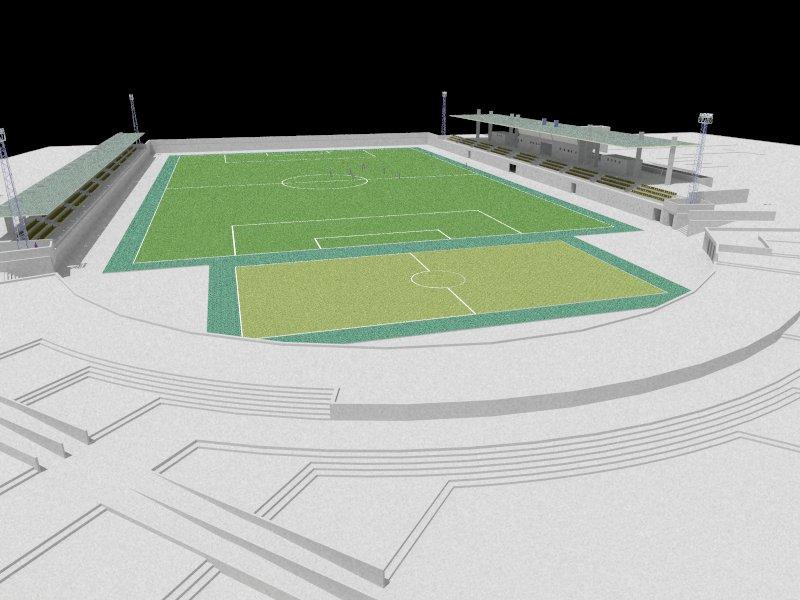 Huasco contará con nuevo estadio para sus deportistas