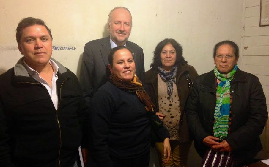 Prokurica sostuvo reunión de trabajo con emprendedores, trabajadores y agrupaciones de pymes del Valle del Huasco