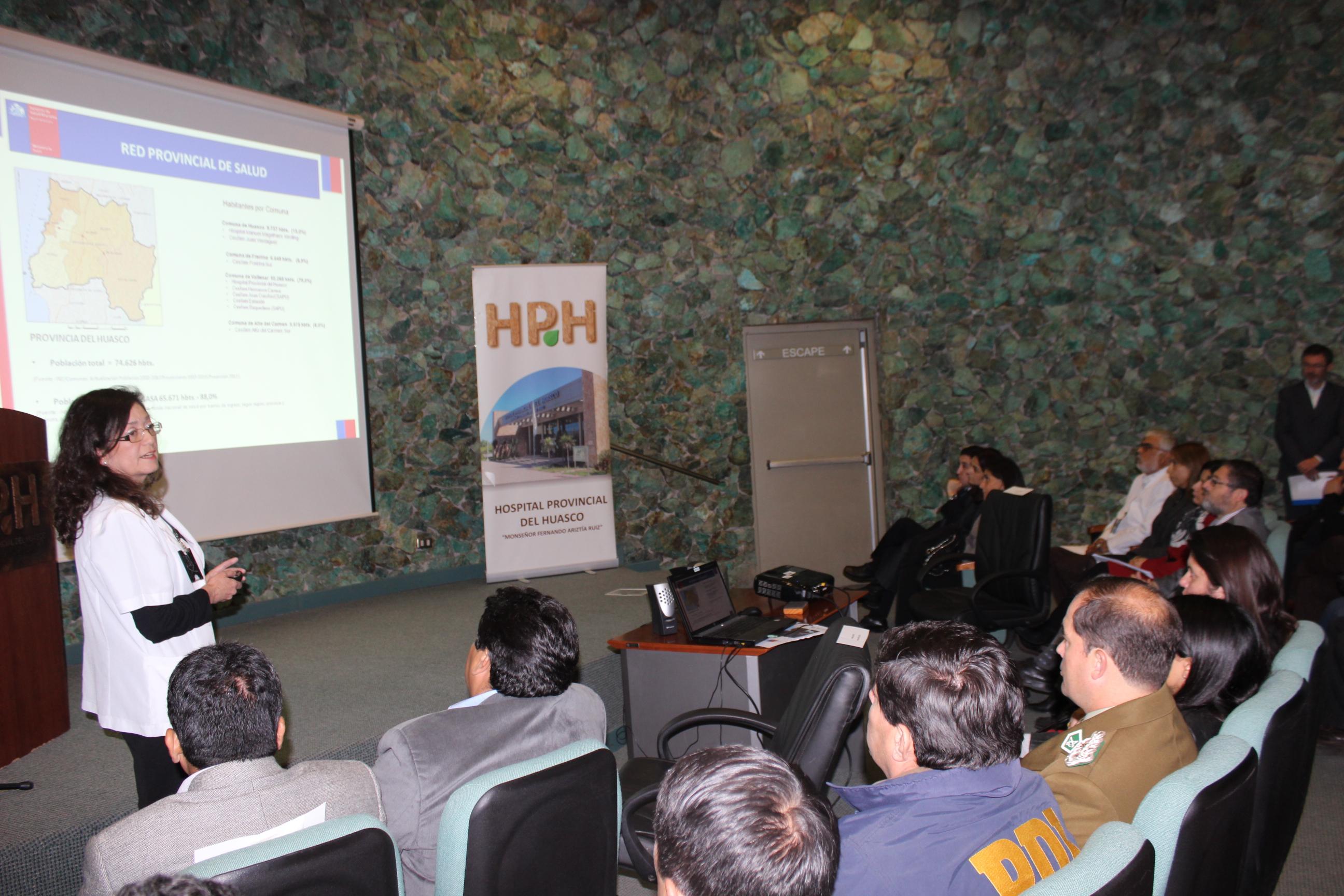 Cuenta Pública: Hospital Provincial destaca con especializaciones médicas e innovaciones tecnológicas para atenciones