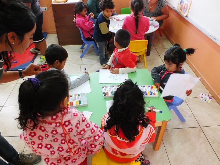 Jardín sobre ruedas atenderá a niños y niñas de Alto del Carmen