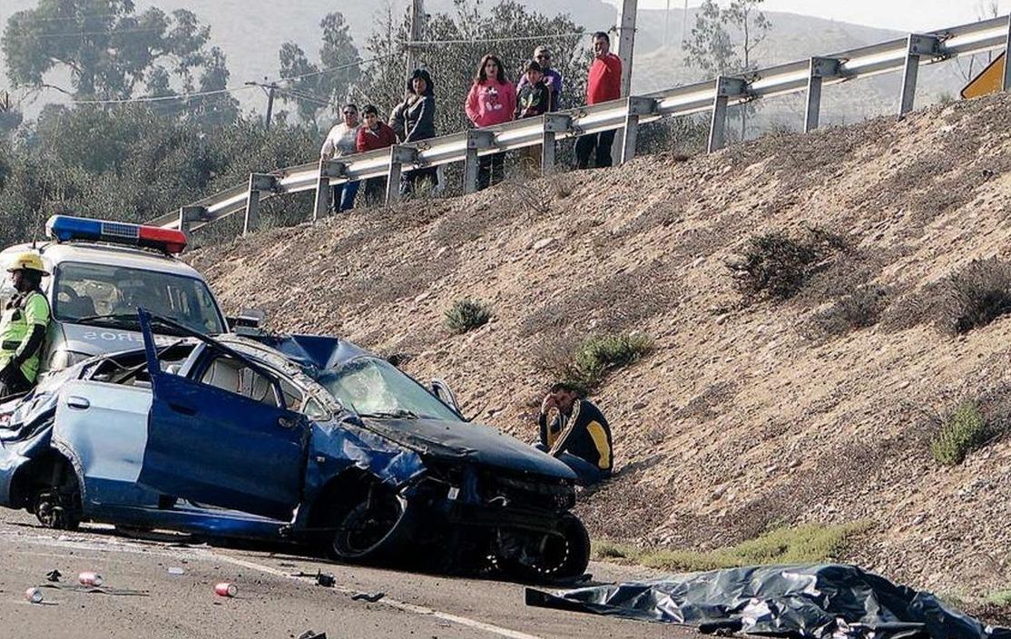 Fatal accidente en Freirina deja una persona fallecida