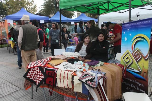 Conmemoran Año Nuevo Indígena en Vallenar