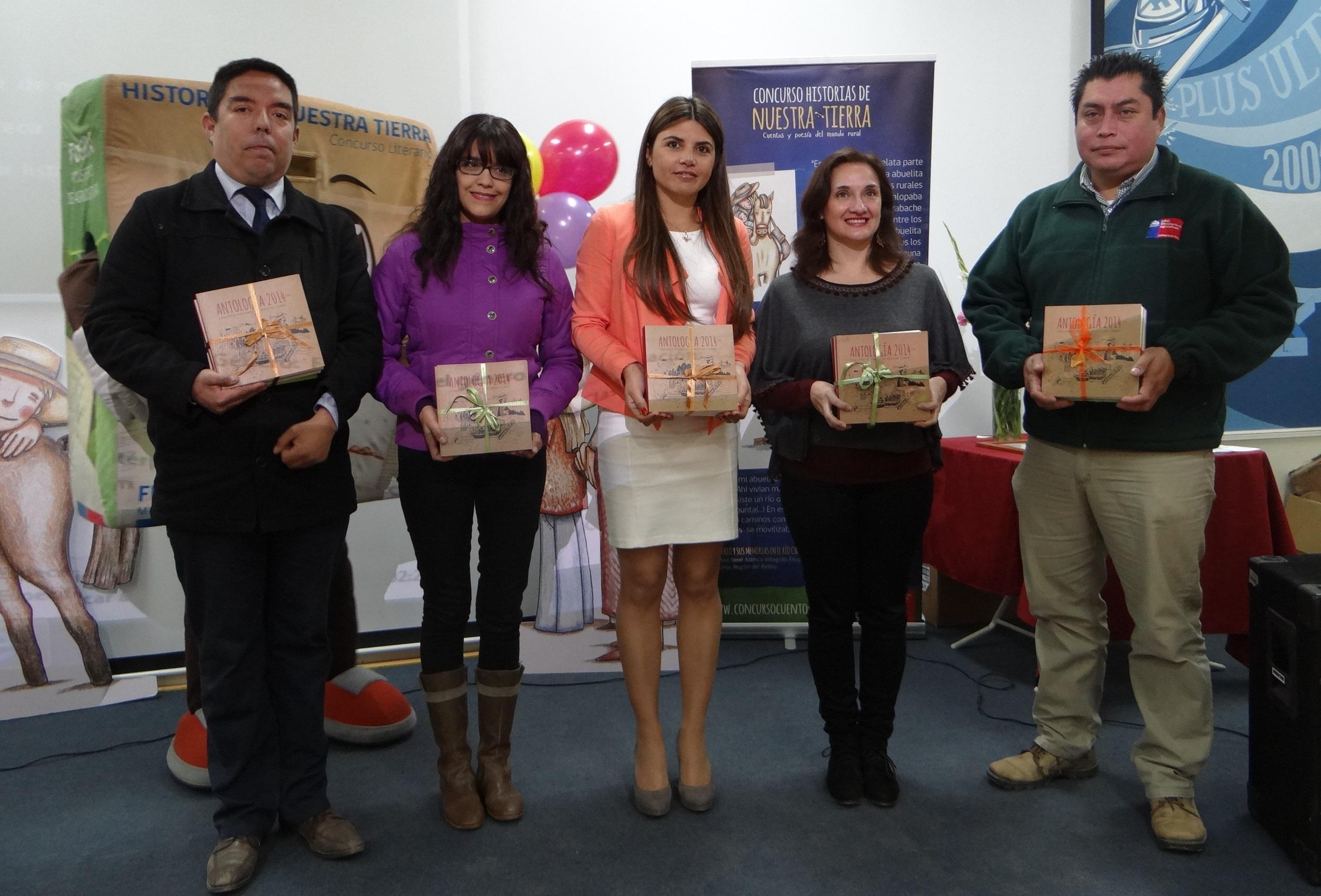 """""""Historias de Nuestra Tierra"""" tuvo ganadores de Huasco, Freirina y Alto del Carmen"""