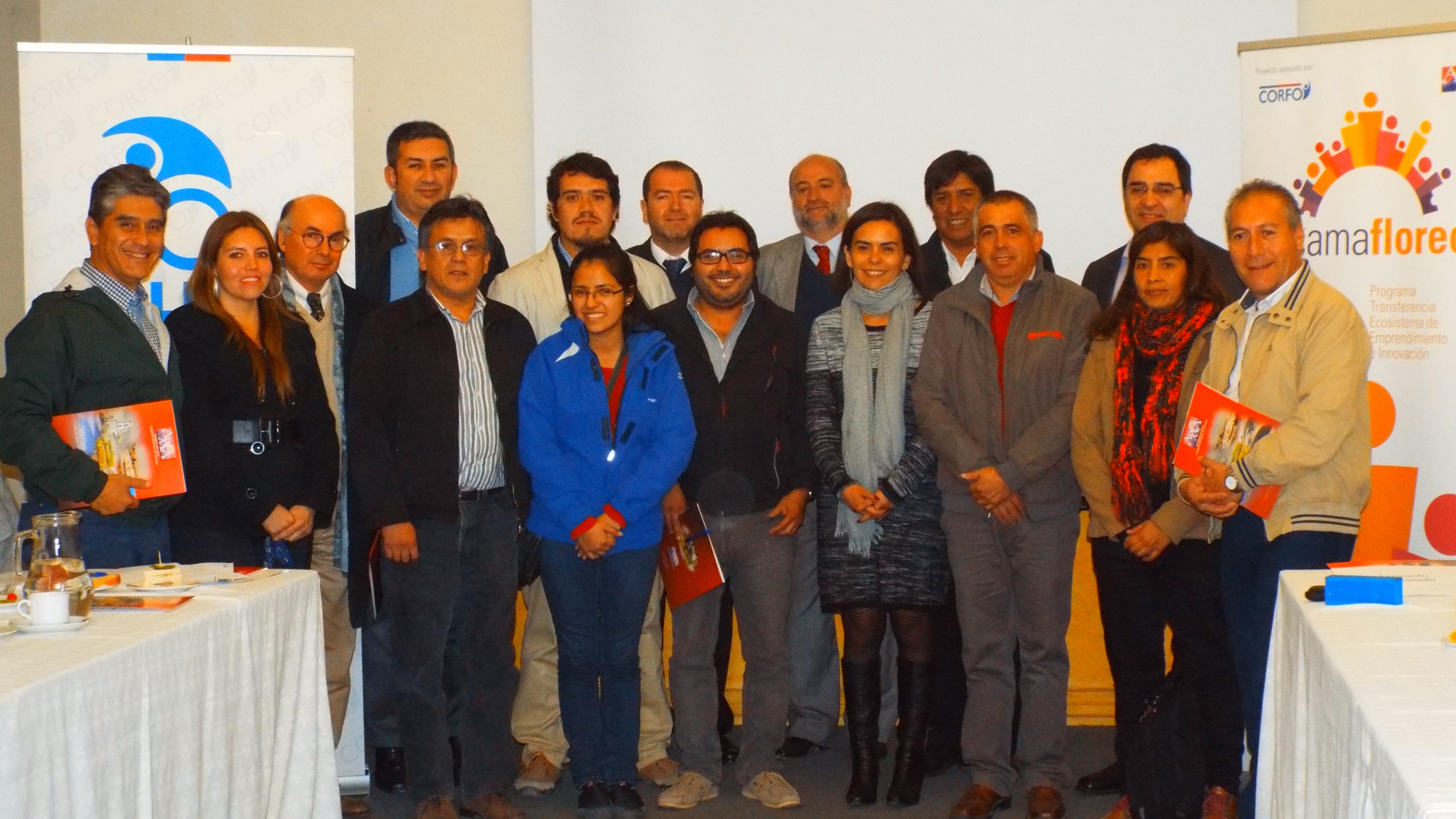 Ponen a disposición herramienta para fortalecer el Ecosistema de Emprendimiento y la innovación en Atacama