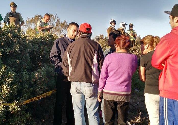 Fiscalía tomó contacto con familia  de vecino encontrado muerto en Vallenar