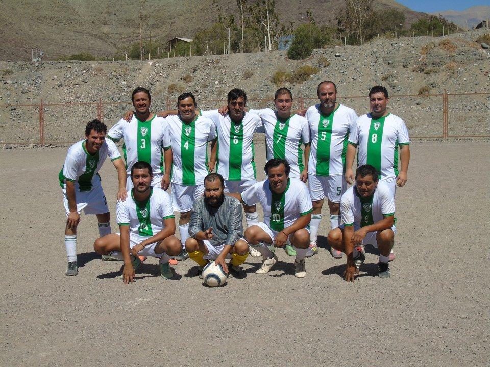 El fútbol vuelve a las cancha en Alto del Carmen