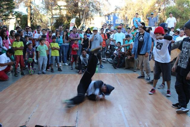 Este viernes se realizará Campeonato Comunal de Breakdance en Vallenar
