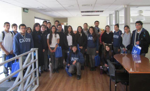Estudiantes de Vallenar conocieron en detalle  trabajo de persecución penal de la Fiscalía