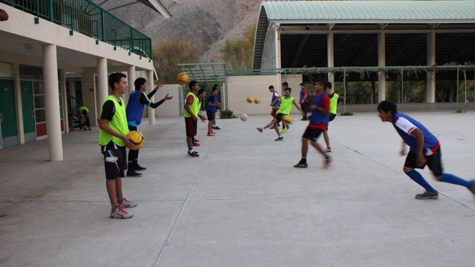 Alto del Carmen tiene escuela de fútbol