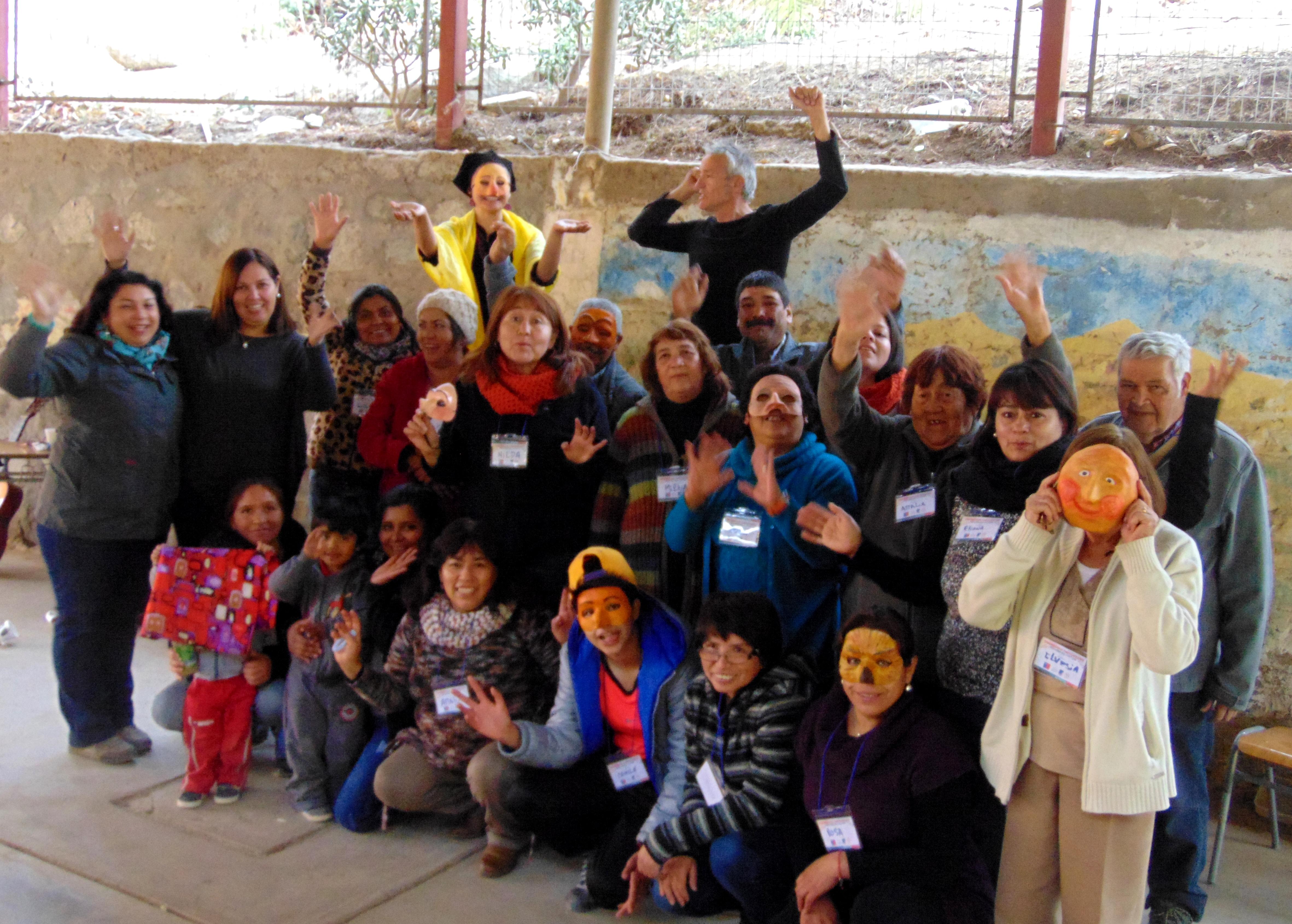 Consejo de la Cultura realiza trabajo participativo en Chigüinto