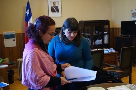 """Gobernadora del Huasco señala que trabajarán para destrabar """"cuellos de botella de todos aquellos proyectos que ya están aprobados"""""""