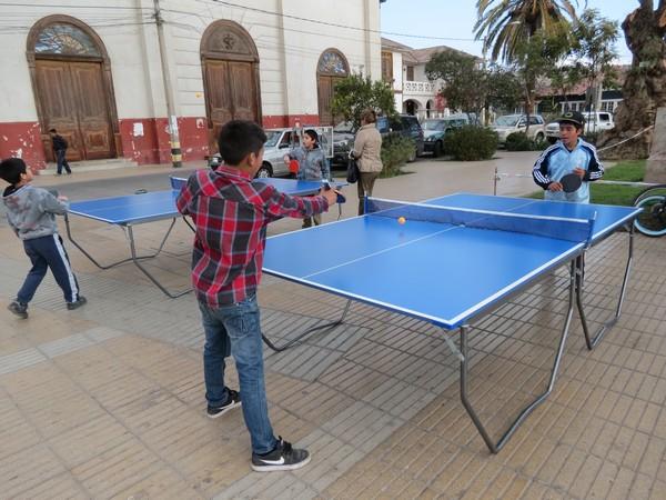 Ministerio del Deporte abrió concurso para adquirir equipamiento deportivo