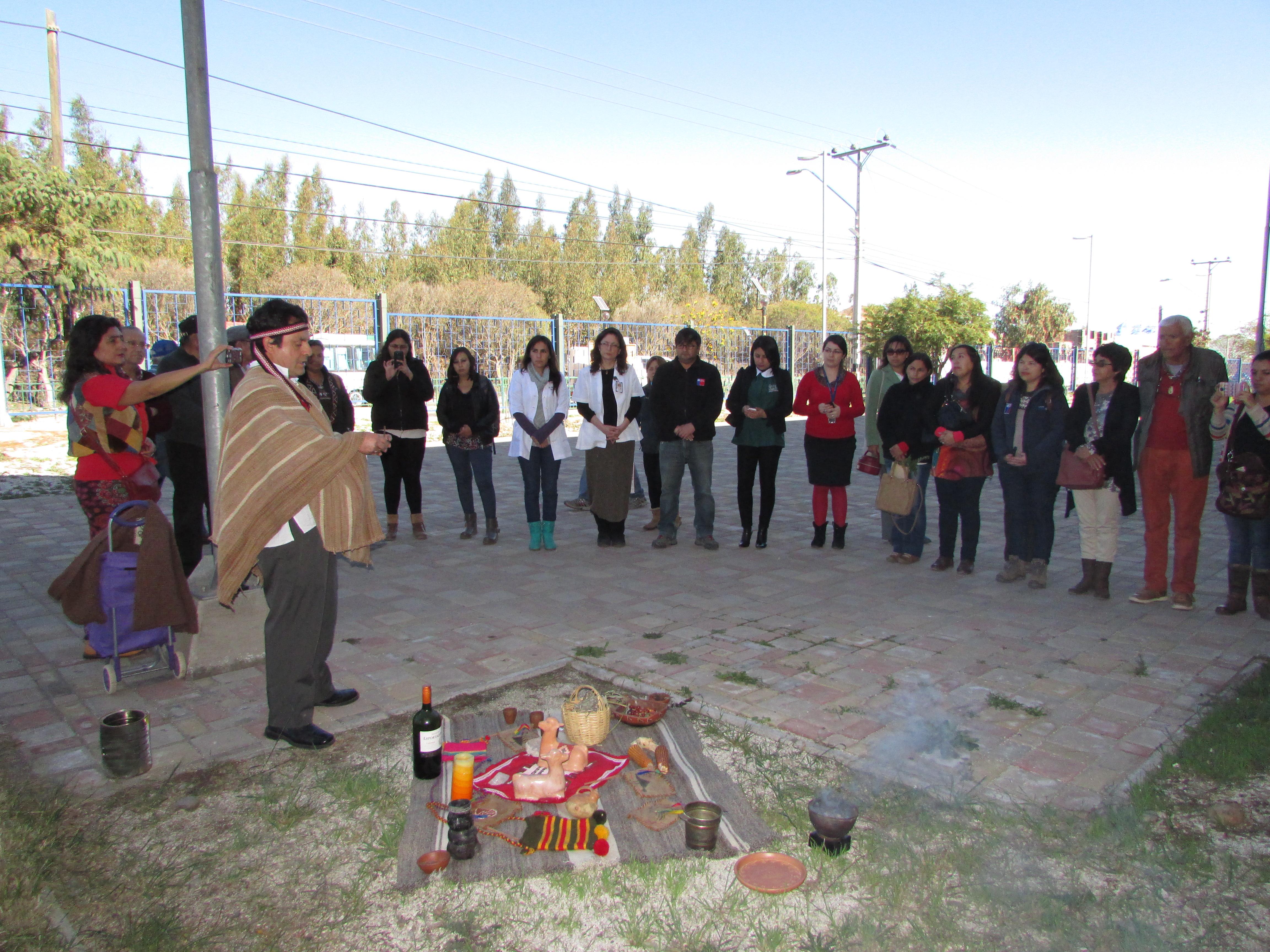 PRAIS de HPH implementa proyecto con técnicas de medicina ancestral indígena