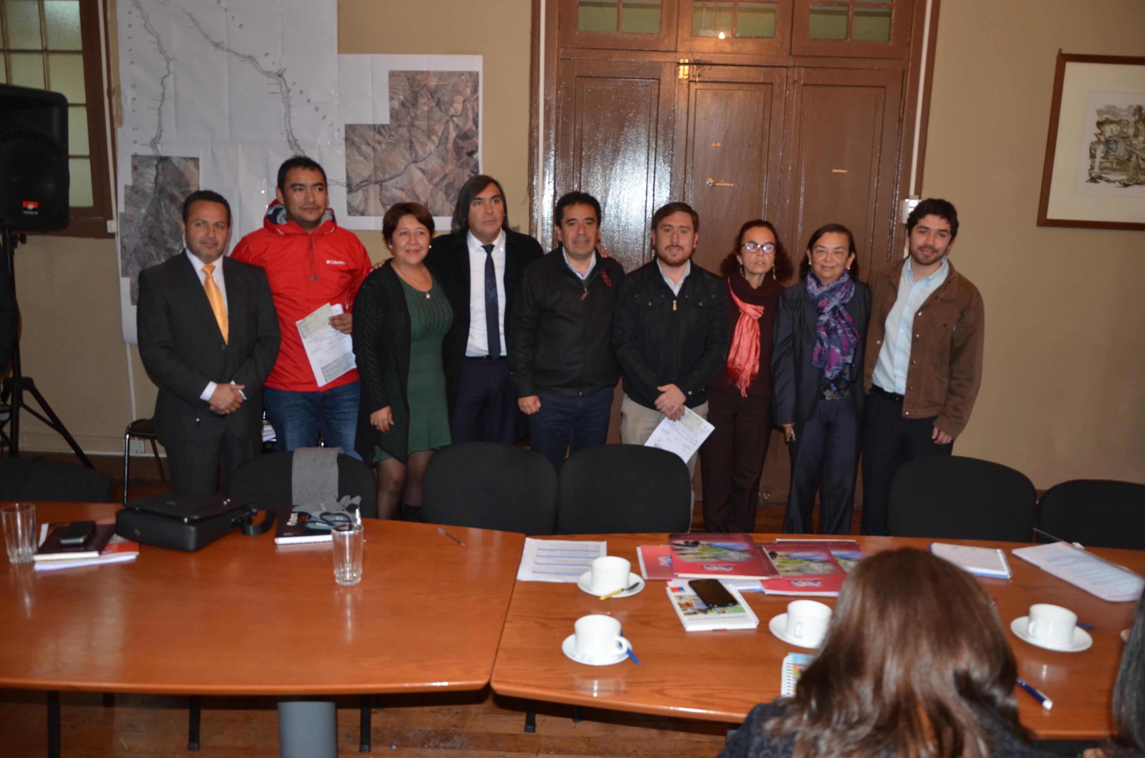 Entregan más de 228 millones para ejecutar obras en Vallenar
