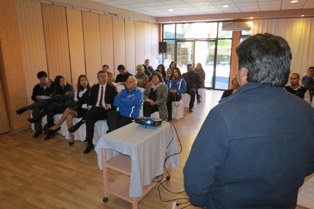 Microempresarios debaten y buscan soluciones a situación económica en el Huasco