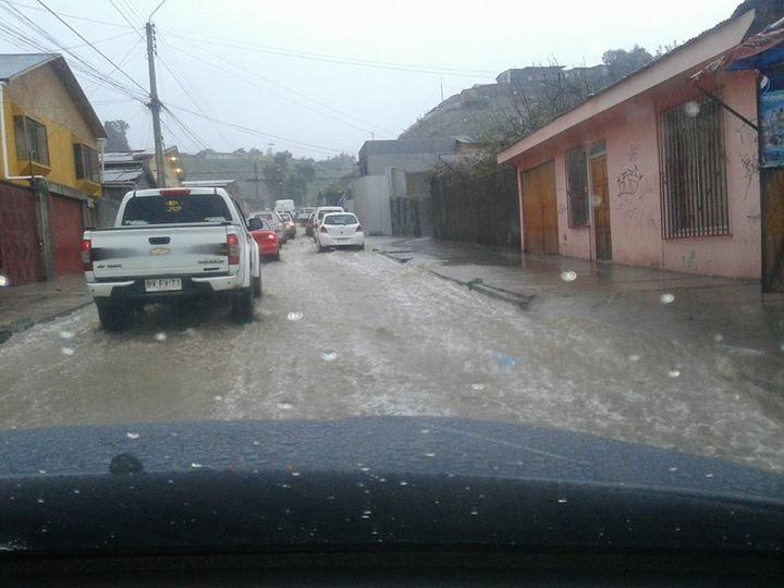 Estado de las aguas en la Provincia del Huasco