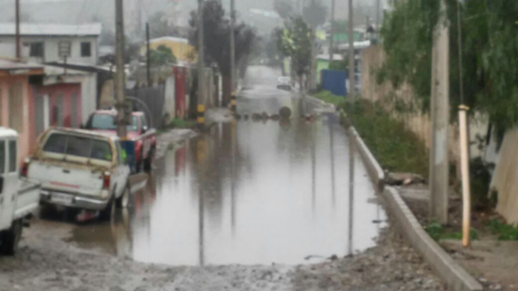 Onemi mantiene alerta amarilla por evento hidrometereológico para Atacama