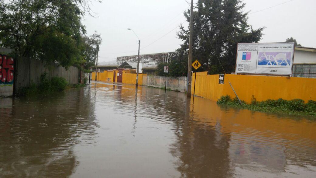 """Intendente: """"Lo que lloverá ahora es lo que llueve en todo un año en la región"""""""