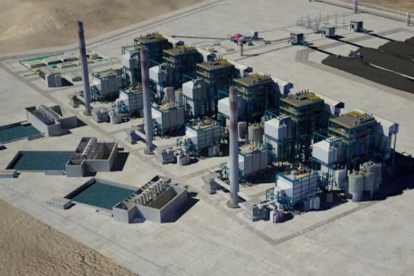 El proyecto Central Castilla podría reactivarse