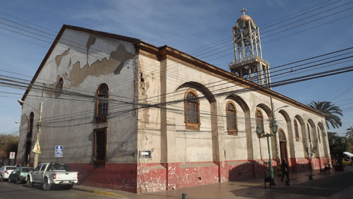 Parroquia San Ambrosio de Vallenar cierra sus puertas por 4 días