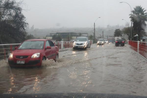 Se declara alerta temprana preventiva para provincia del Huasco por evento meteorológico