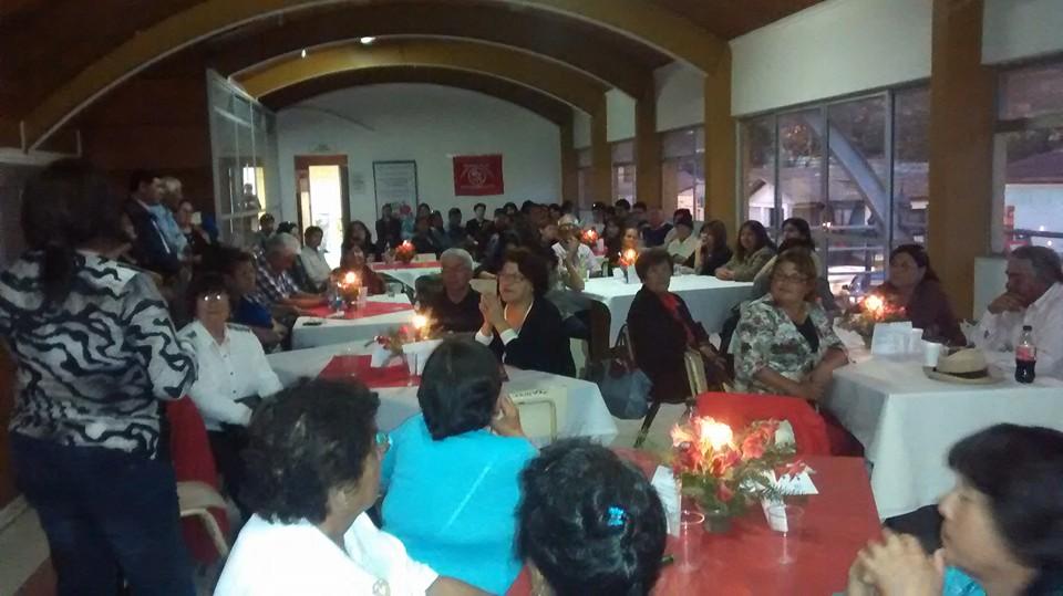"""""""Café de la memoria socialista"""" conmemora y rememora a antiguos militantes"""