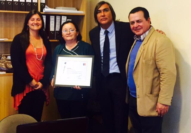 Municipio de Huasco recibe reconocimiento de la Achm por fortalecimiento de la atención primaria de salud